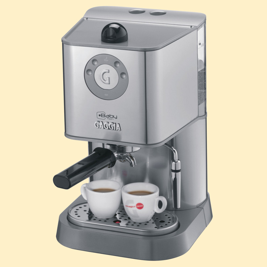 Кофемашина Gaggia New Baby Twin