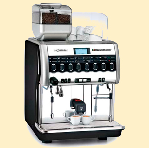 Кофемашина La Cimbali S54 Dolcevita Turbosteam